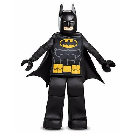 Boys' Lego Batman Movie Prestige Costume
