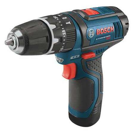 Bosch PS130-2A 12V Cordless Hammer Drill/Driver Kit ()