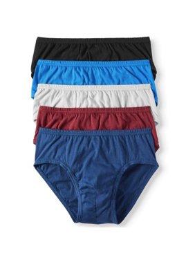94356256477e Product Image Men s 24 7 Comfort Cotton Low-Rise Brief- 5 pack