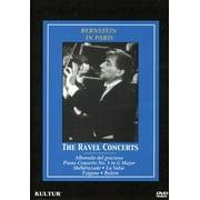 Bernstein in Paris: The Ravel Concerts by
