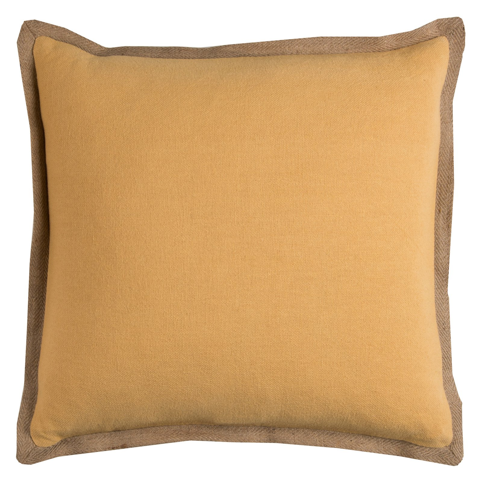 """Rizzy Home Decorative Poly Filled Throw Pillow Solid 22""""X22"""" Aqua"""