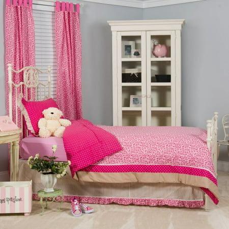 Tabby cheetah bedding set - Teen cheetah bedding ...