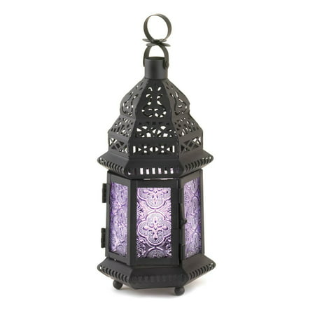 Ten Great String - Moroccan Lantern Lights, Decorative Rustic Outdoor Lanterns For Candles