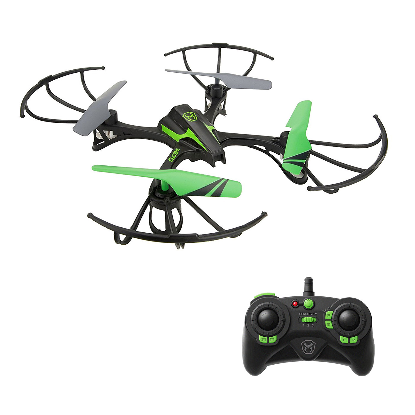 Sky Viper s670 UL Certified Stunt Drone with One-Touch Flips and Barrel Rolls