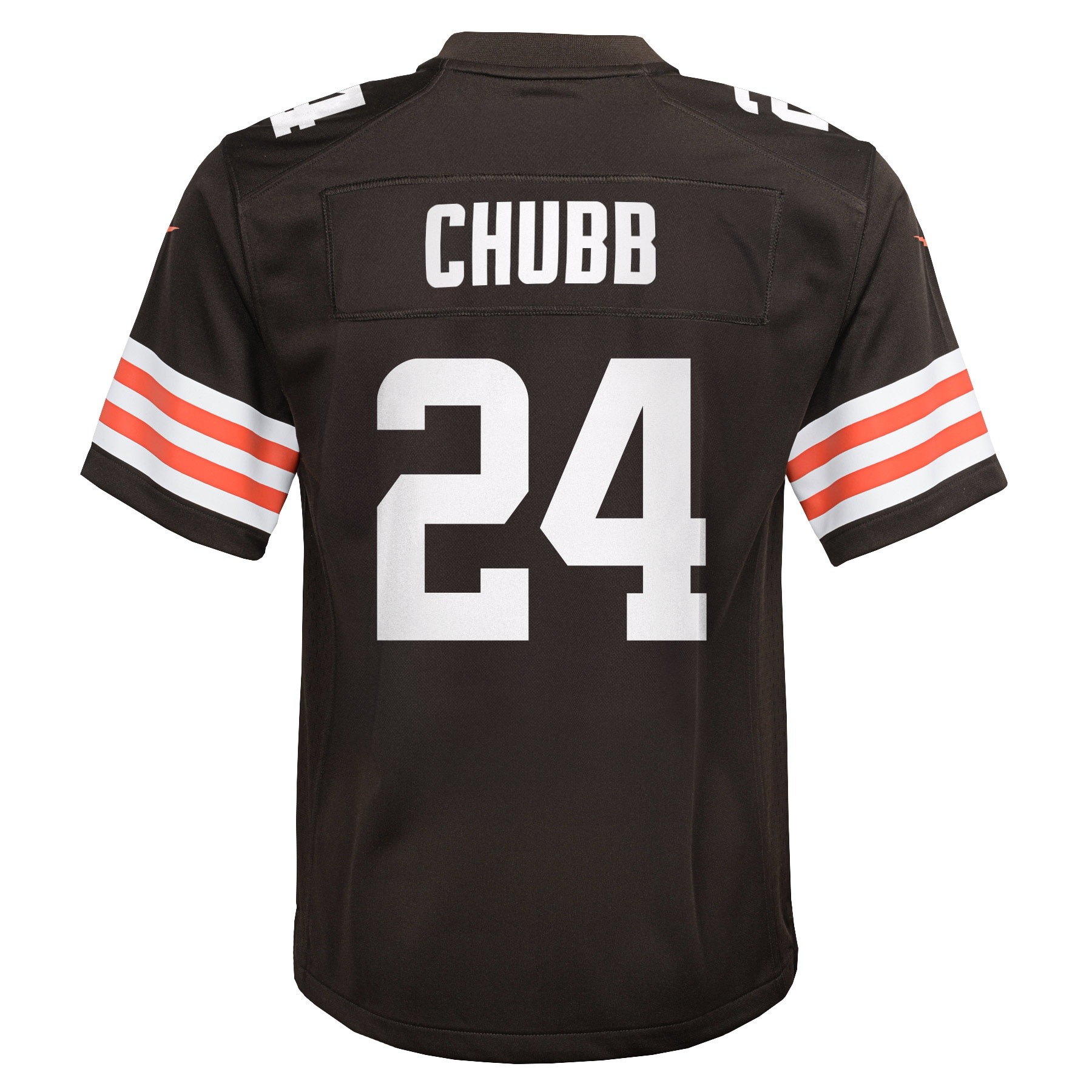 nick chubb toddler jersey