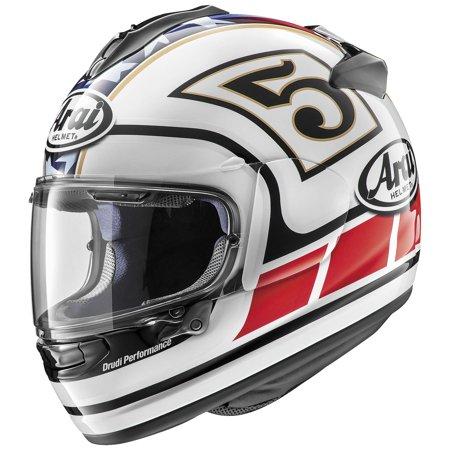 Medium Arai Helmets - Arai DT-X Edwards Legend Helmet
