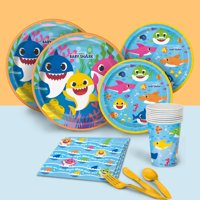 Baby Shark Basic Party Pack for 8