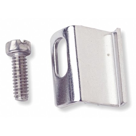 Replacement Clamps, Stainless Steel, For Use With: NEMA 4 JIC Enclosures, 1 EA