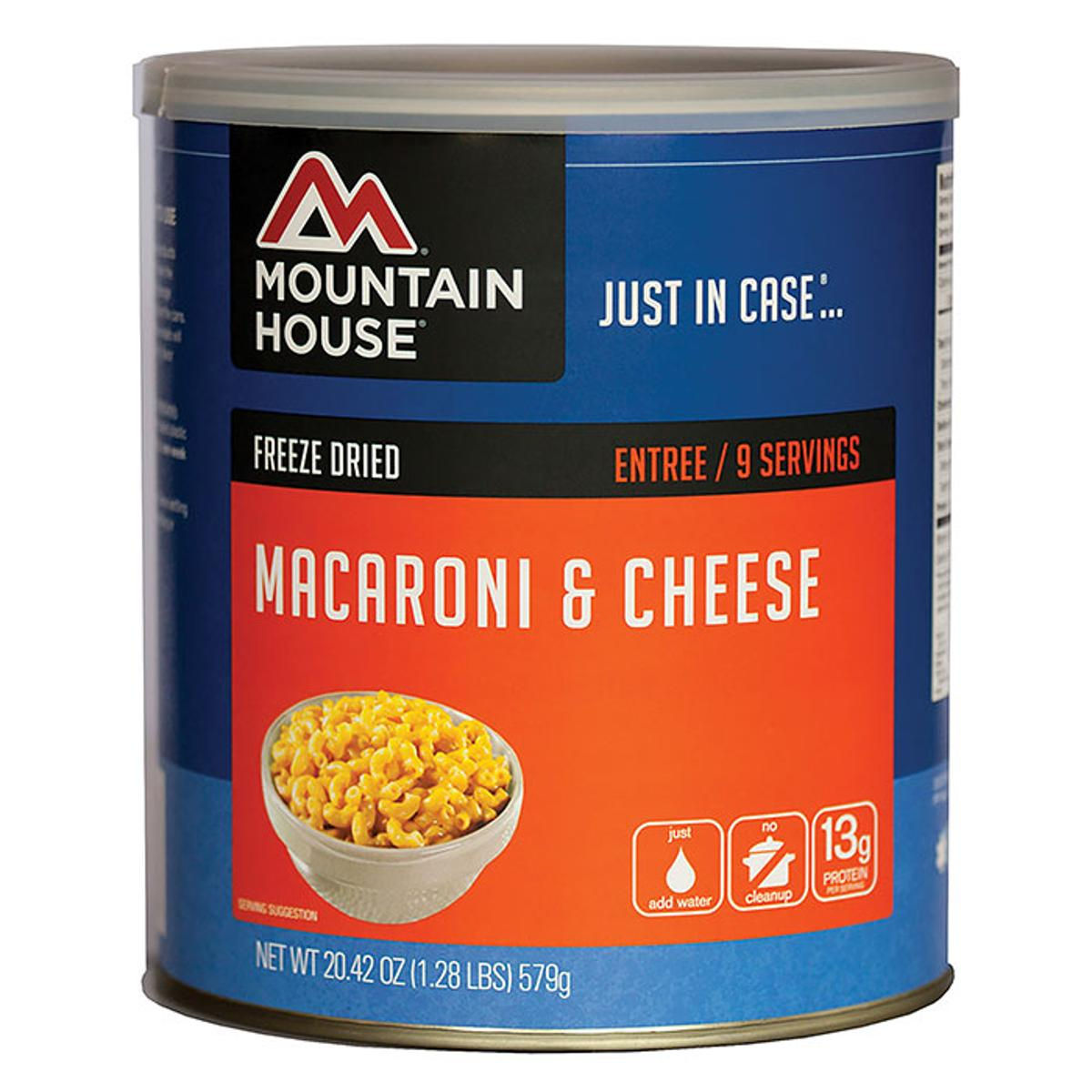 Mountain House Macaroni and Cheese #10 Can by Mountain House