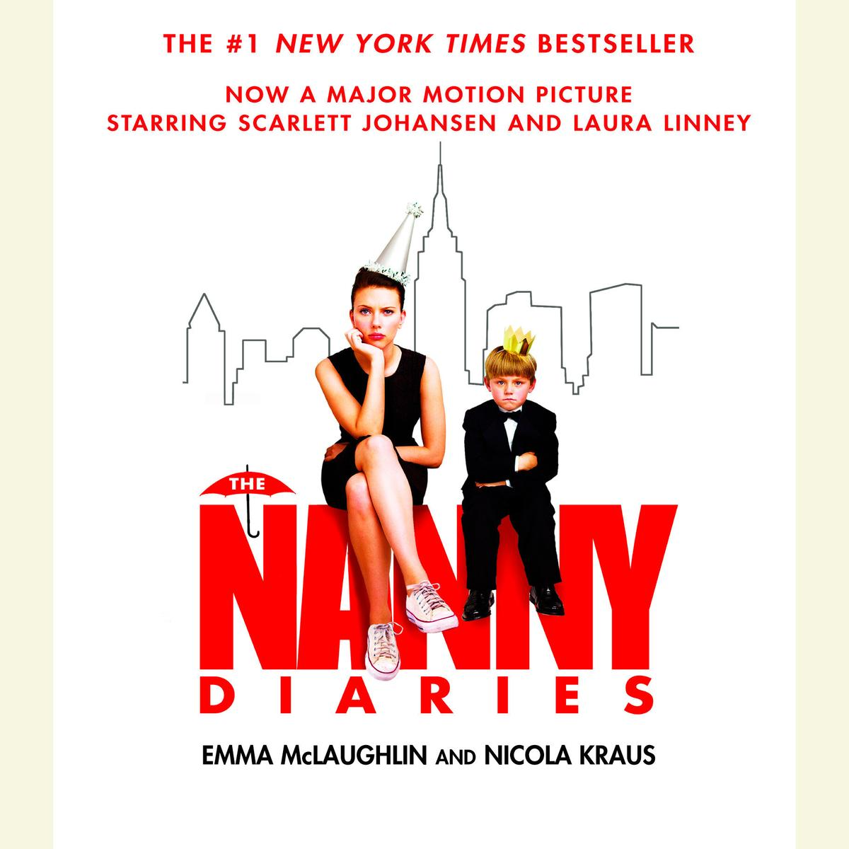 The Nanny Diaries - Audiobook