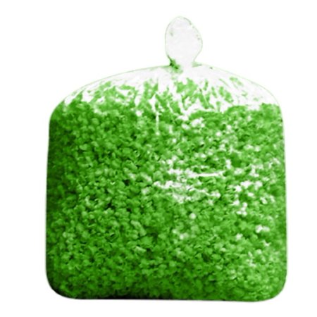 Just Popped Bulk Large Green Christmas St Patricks Day Colored Popcorn Bulk Party Bag 175 Cups