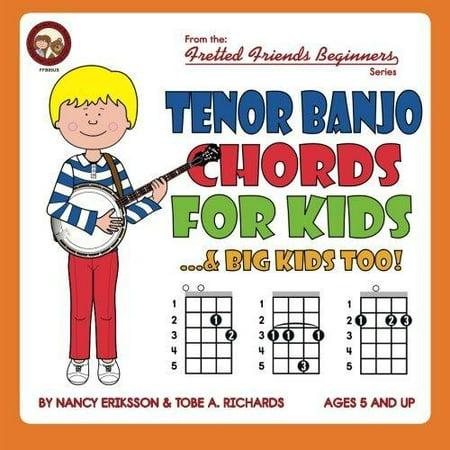 Tenor Banjo Chords For Kids Big Kids Too Walmart