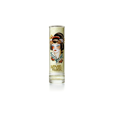 Ed Hardy Love & Luck Eau de Parfum Fragrance Spray, 3.4 fl oz Ed Hardy Womens Sneakers