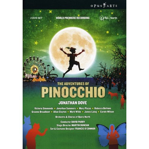 Adventures Of Pinocchio (Widescreen)