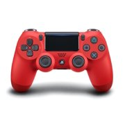 Sony PlayStation 4 DualShock 4 Controller, Magma Red