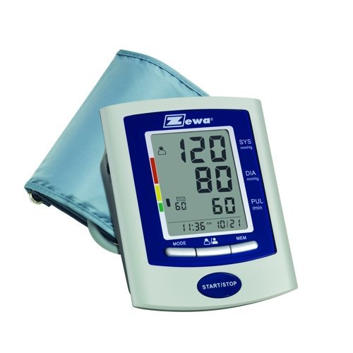 Best Blood Pressure Monitors Extra Large Cuffs - Zewa UAM-880XL Deluxe Automatic Blood Pressure Monitor Review
