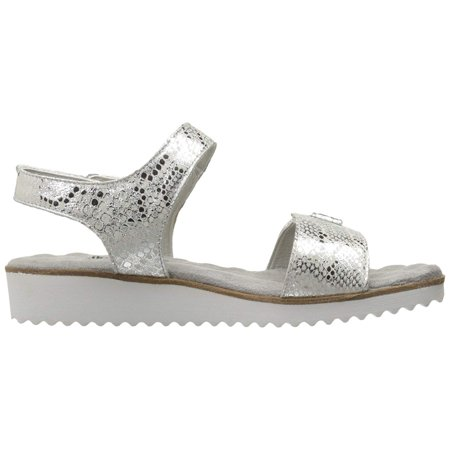 4d44f2958711 Walking Cradles Womens Halle Leather Open Toe Casual Ankle - image 1 of 2  ...