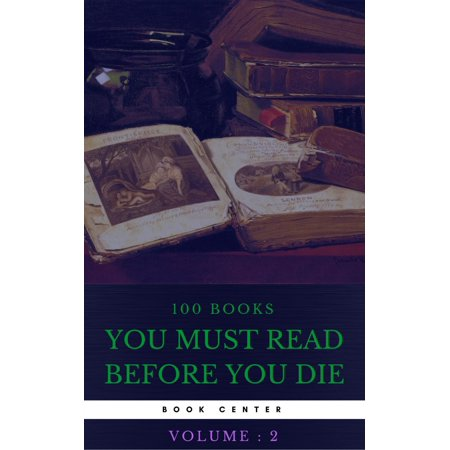 Volute Center (100 Books You Must Read Before You Die [volume 2] (Book Center) - eBook )