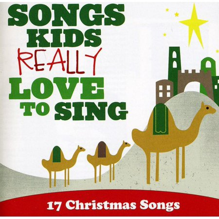 Songs Kids: 17 Christmas Songs ()