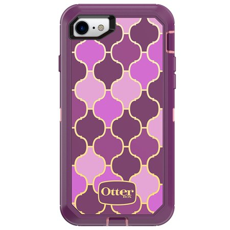 OtterBox Defender Series Graphic Case for Apple iPhone (20 Otterbox Apple)