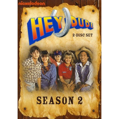 Hey Dude: Season 2 (Full Frame)