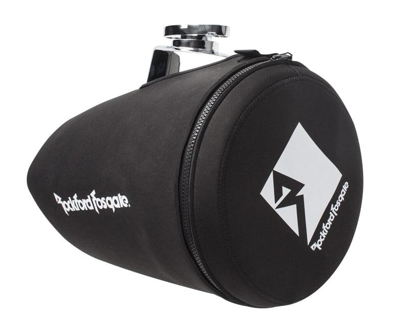 "Rockford Fosgate PM265-SPF Punch Series Marine 6.5"" Neoprene Wakeboard Tower Speaker Covers by Rockford Fosgate"