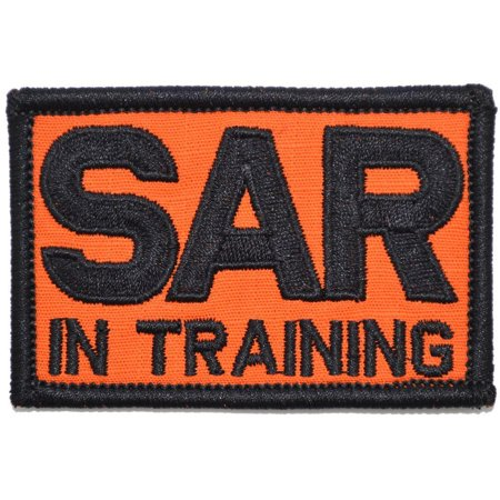 SAR (Search And Rescue) In Training - 2x3 Patch