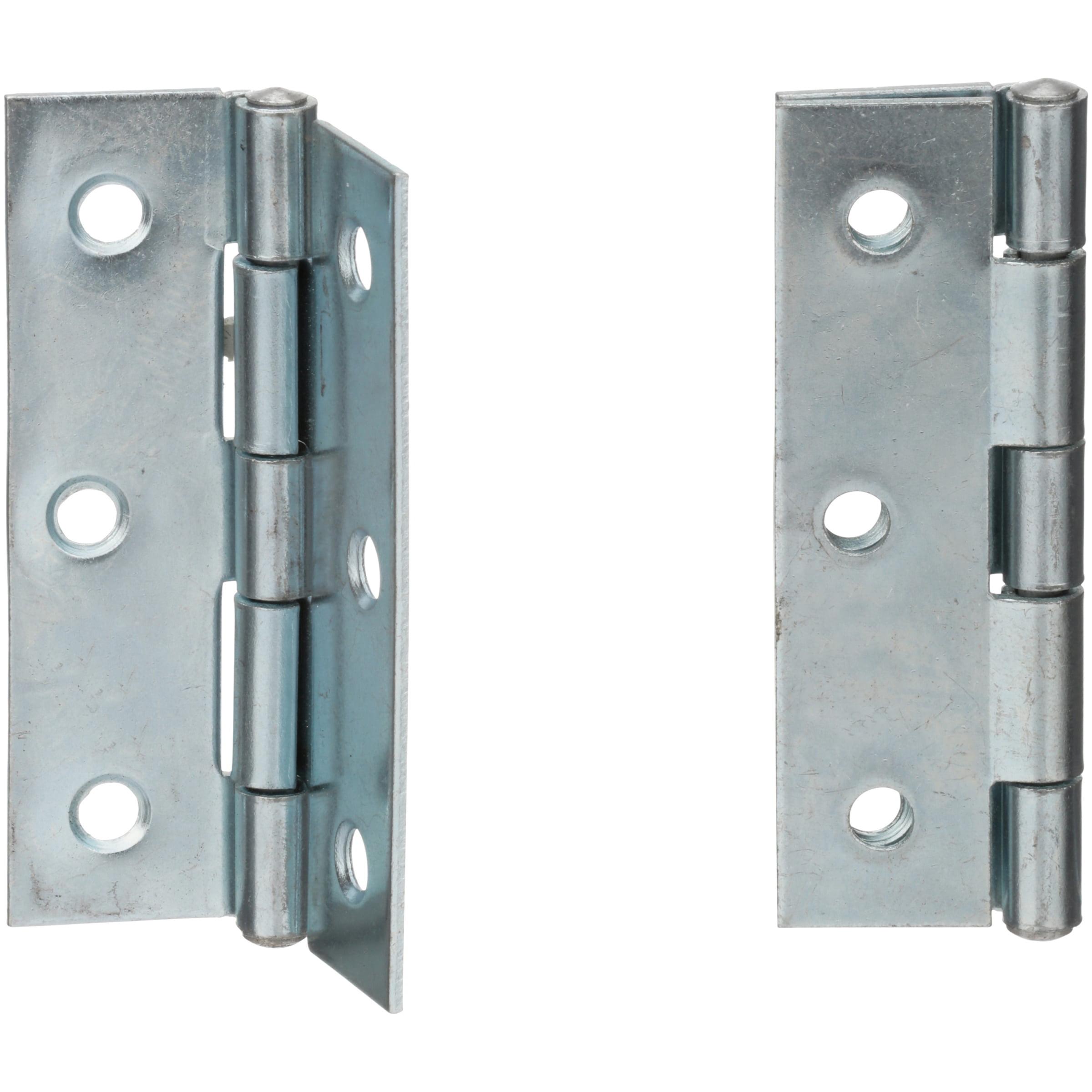 Bulldog Hardware Zinc Plated Utility Hinges 2 ct. Peg by Bulldog® Hardware