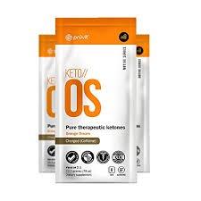 KETO//OS Orange Dream 2.1 CHARGED (3 Sachets), BHB Salts Ketogenic (Salt Sachet)