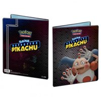 Ultra Pro ULP15204-P 9 Pocket Pokemon Detective Pikachu Portfolio - Mr. Mime