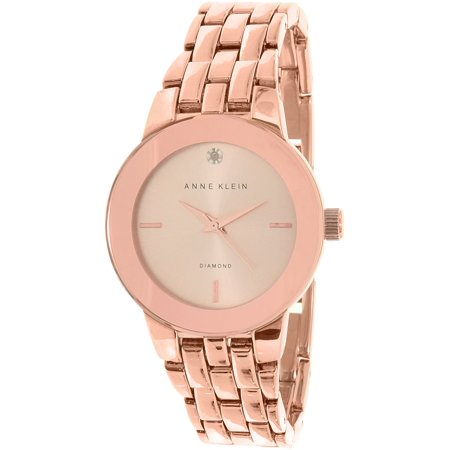 Women's AK-1930RGRG Rose Gold Stainless-Steel Plated Japanese Quartz Fashion (Rose Gold Plated Watch)