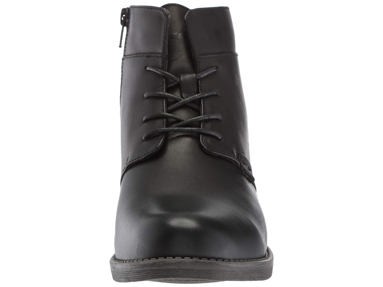 Propét Womens Tatum Lace Bootie Leather