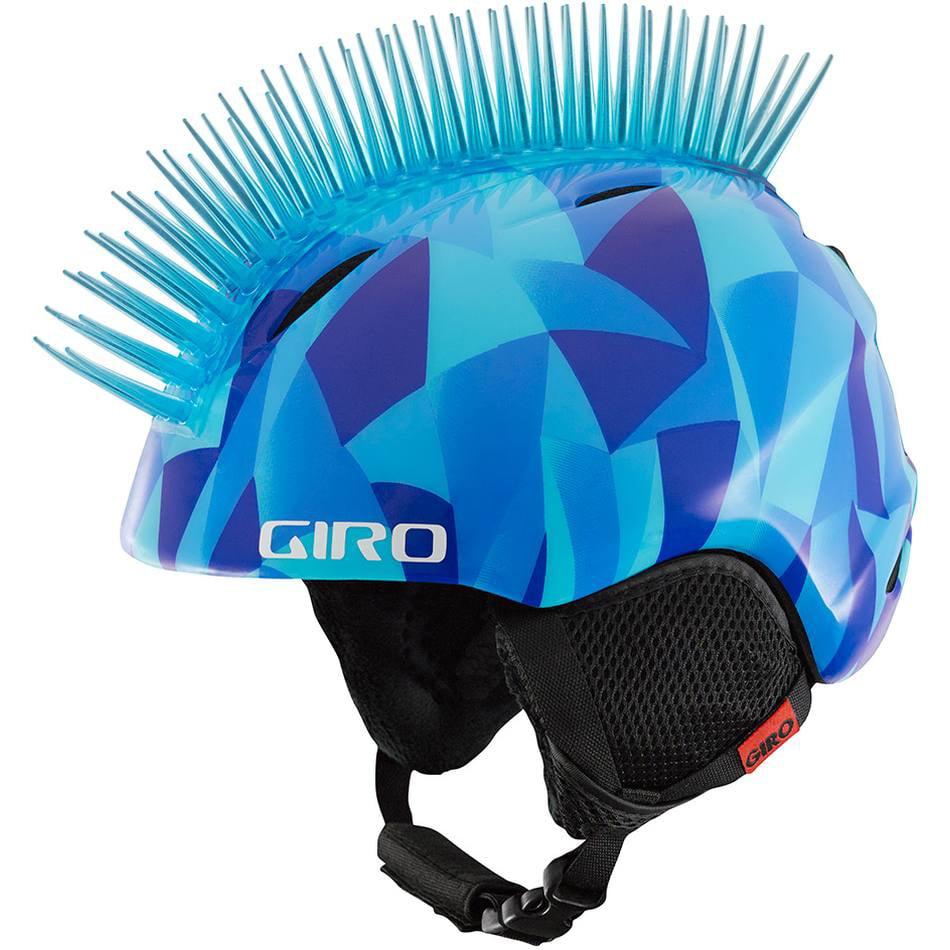 Giro Launch Plus Helmet Kid's- Blue Icehawk by Giro