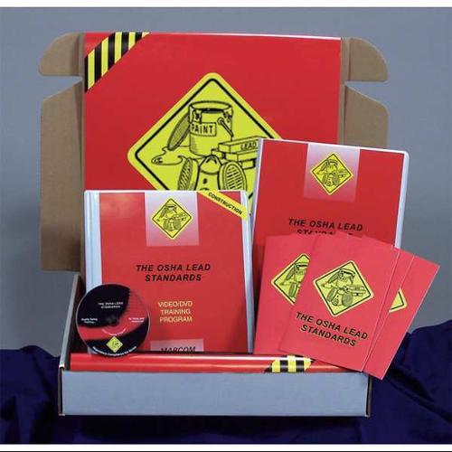 Marcom K0001039ST Construction Safety Training, DVD
