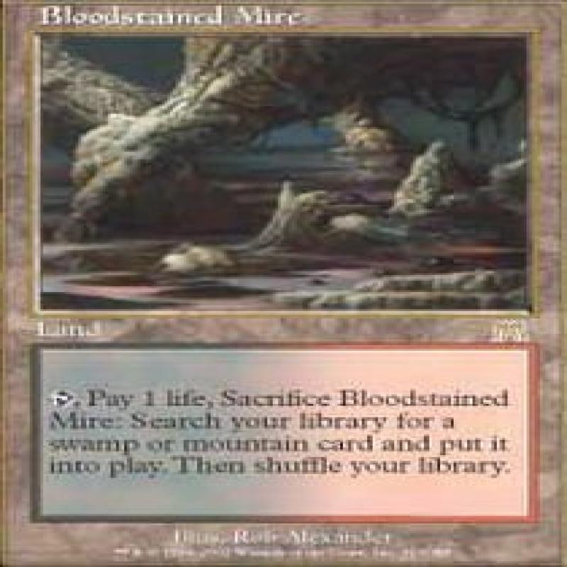 Wizards Of The Coast Magic: the Gathering - Bloodstained ...