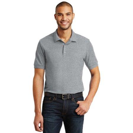Gildan Mens Short Sleeve Double Pique Cotton Sport Shirt. 82800
