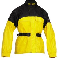 Firstgear Rainman Rain Jacket - Yellow/Black, All Sizes