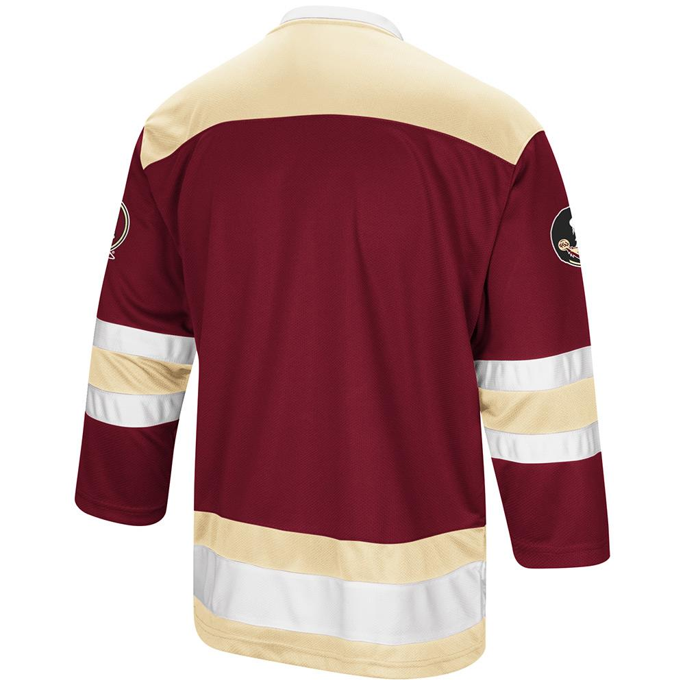 Mens Florida State Seminoles Hockey Sweater Jersey - 2XL - Walmart.com e49c5f2f241