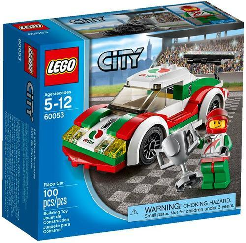 LEGO City Great Vehicles Race Car Building Set