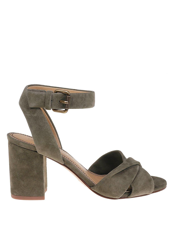 Fairy Suede Sandals
