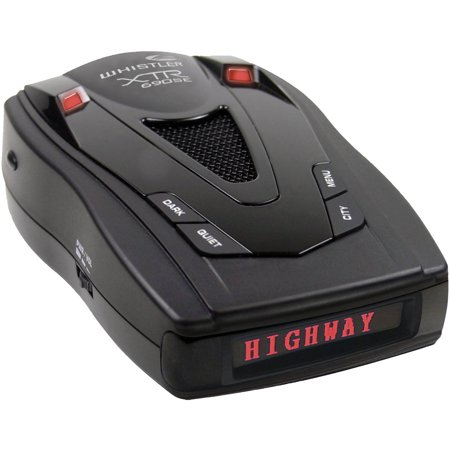 Whistler XTR-690 SE Exclusive High-Performance Radar Laser Detector with Digital Compass by