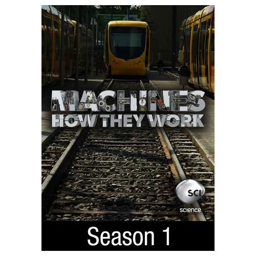 Machines: How They Work: Car Jacks, Movie Projectors, and Leatherman's (Season 1: Ep. 13) (2016)