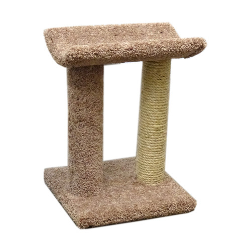 New Cat Condos 18'' Premier Sisal Rope Cat Scratching Post