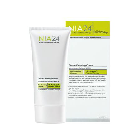 Nia 24 Gentle Cleansing Cream, 5.0 fl. oz.