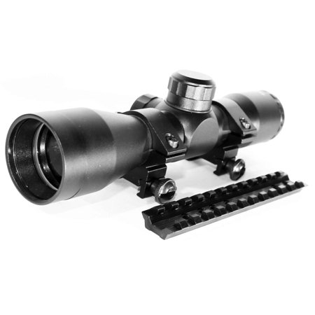 TRINITY Hunting 4X32 Scope For Marlin 36 40 45 60 62 336 Rifle, single rail