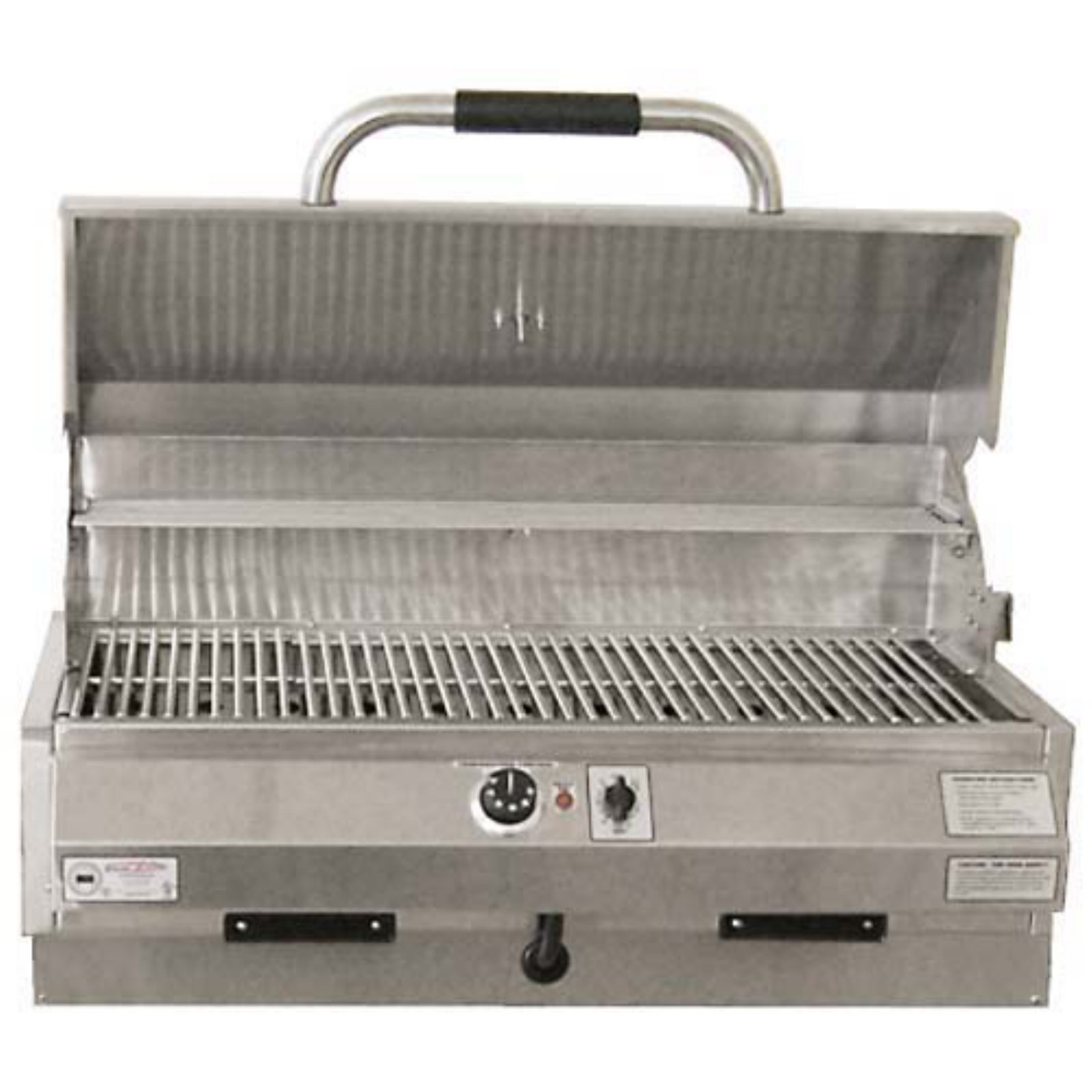 Electri-Chef Island Marine 32 in. Built-In Electric Grill Single Burner by Electri - Chef Grill