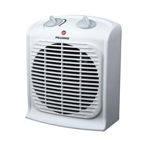 Fan Forced Heater W Thermostat Walmart Com Walmart Com