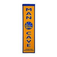 Winning Streak - NBA Man Cave Banner, Golden State Warriors