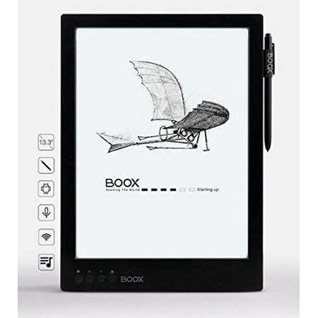 Onyx Boox Max Carta 13 3  E Ink Pearl Display E Book Reader W Google Play Android System