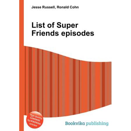 List of Super Friends Episodes